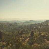 San Gimignano, Italy. ©loveleemonicaa