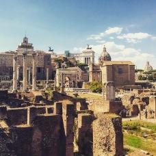 Rome, Italy. ©loveleemonicaa