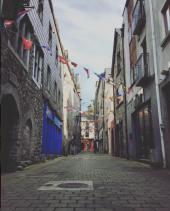 Galway, Ireland. ©loveleemonicaa